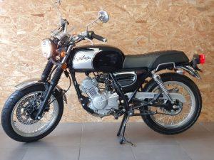 moto orcal 125 astor