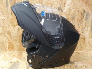 Casque adx modulable m3 noir mat tl