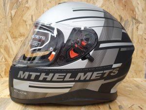 Casque intégral mt helmets thunder3 tl