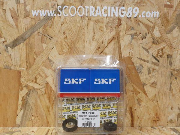 Kit roulements moteur